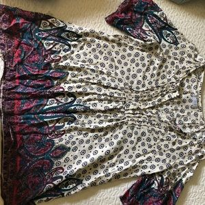 TOBI mid sleeve dress